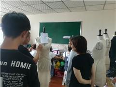 广州高级女装版型研修培训班