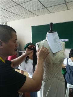 广州工业女装制版培训班