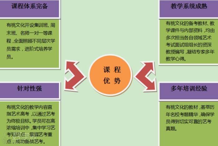 深圳拥有桃传媒文皓艺术培训中心  专业课程教养学优势