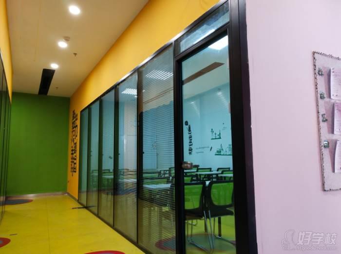 广州锐思教育  专业教室