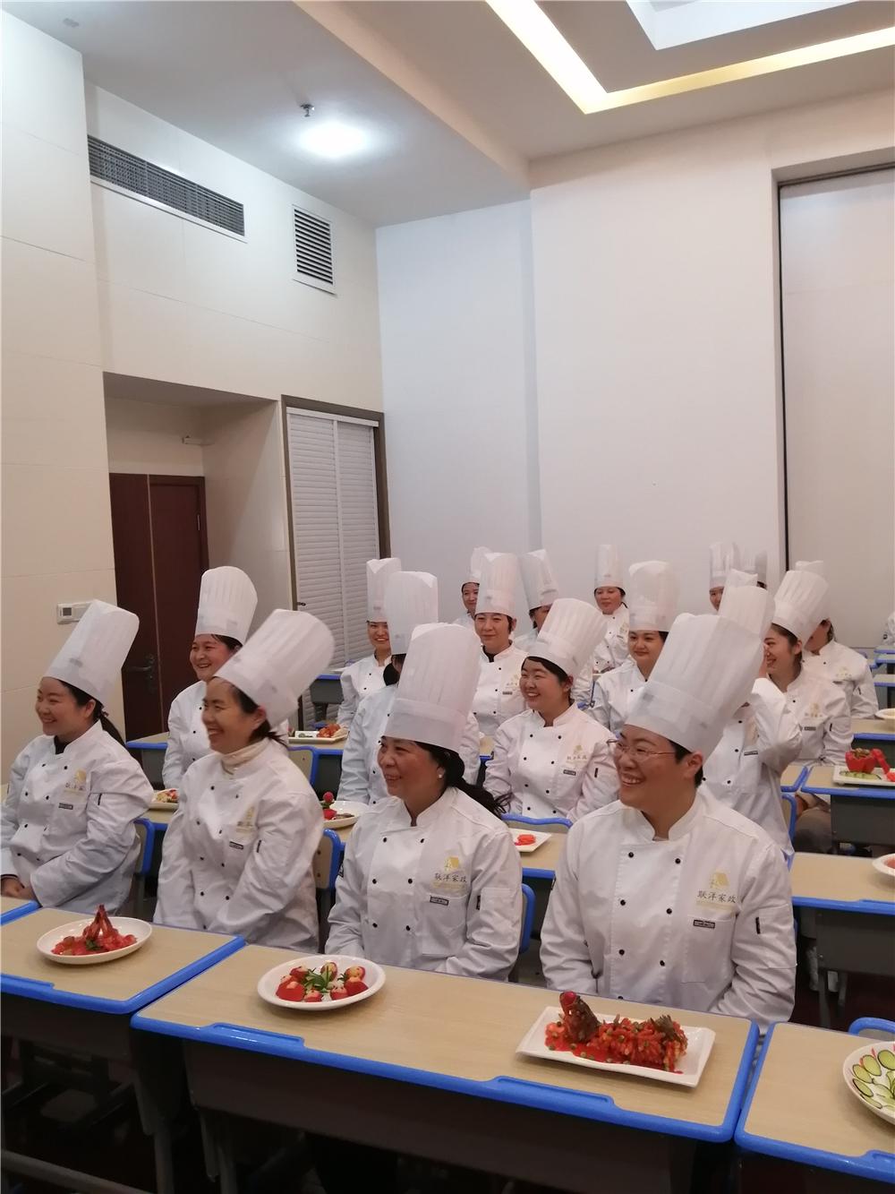 上海精品高级月子餐(月嫂)职业培训课程