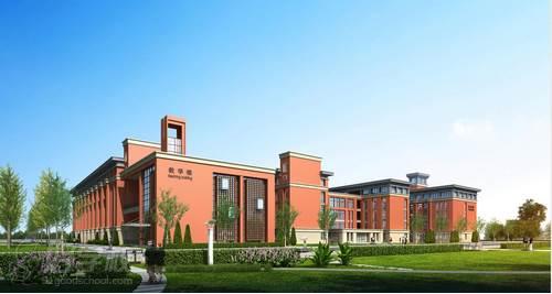 湖南医药学院  教学楼