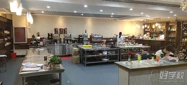 北京蜀湘情緣小吃學校 環境展示