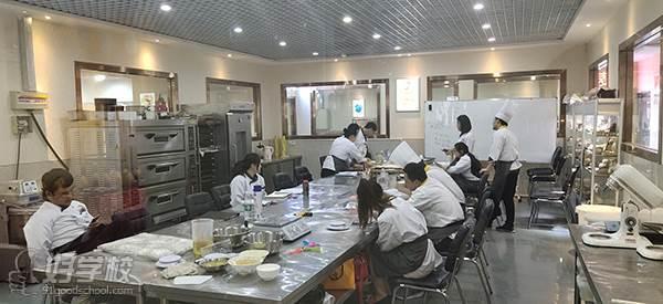 北京蜀湘情緣小吃學校 現場實況