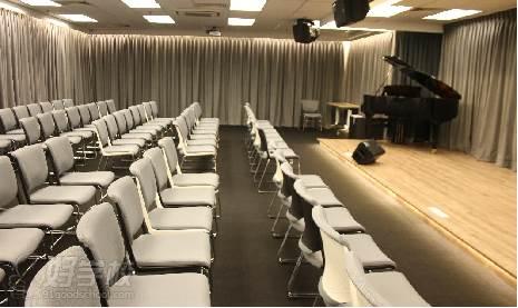 新加坡莱佛士音乐学院 音乐厅