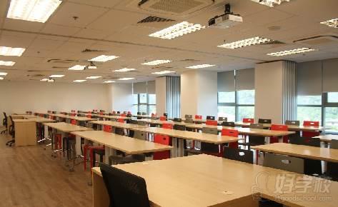 新加坡莱佛士音乐学院 课室