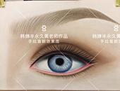 上海韩婵半永久培训中心专业作品展示