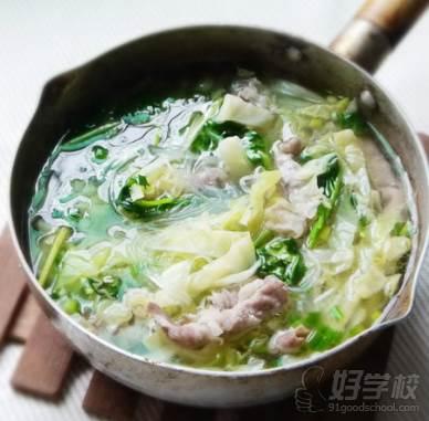 羊肉粉丝汤作品