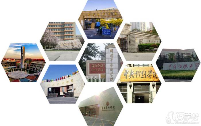 广西状元廊传媒培训学校  专业院校