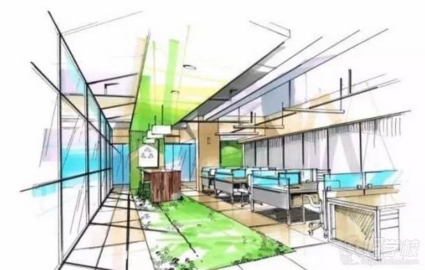 广州量宅定制设计教育  基础材质色彩装饰