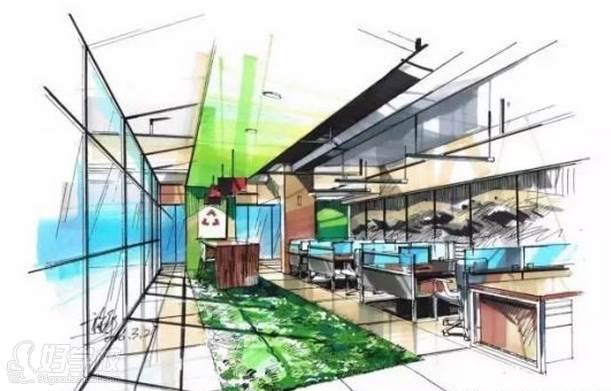 广州量宅定制设计教育  重色添加