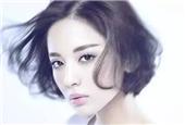 白银化妆学校秋季女生发型分享——辛芷蕾同款