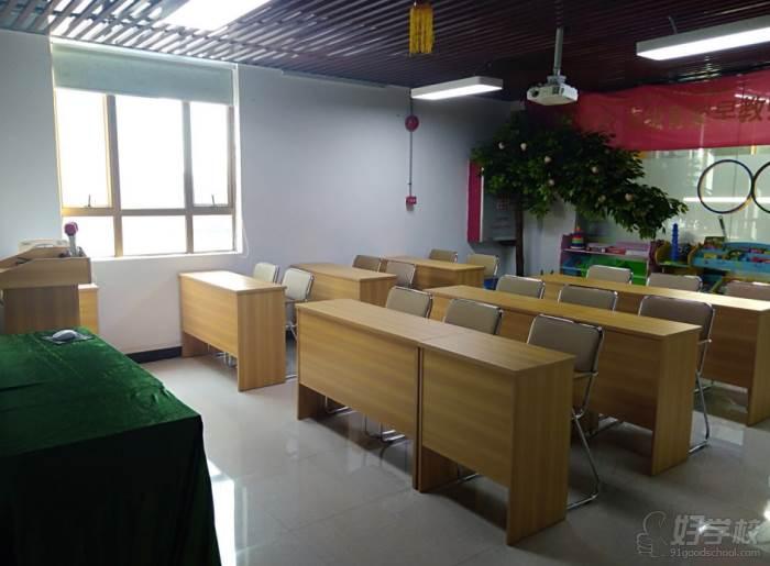 广州依佳族家政服务培训中心  教学环境