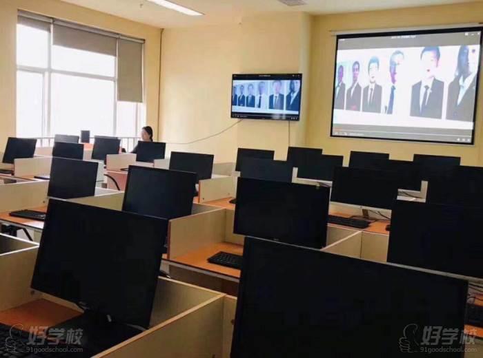 重慶達內培訓學校 學校環境