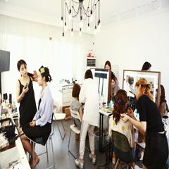广州新娘彩妆造型培训课程
