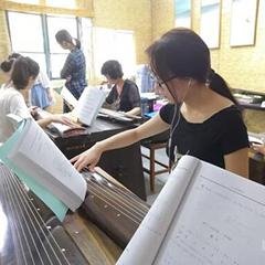 福州古琴零基础入门白天培训课程