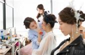 成都成妆职业技能培训学校之学员风采