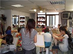 上海专业化妆师中级课程培训班