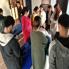 传统中医针灸初级速成培训班