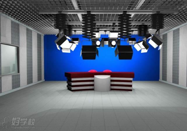 广州笃捷教育  教学设施-录播室