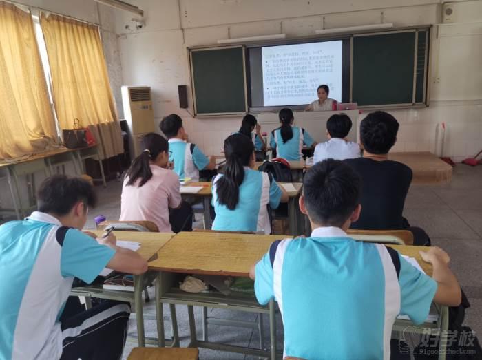 广州笃捷教育  教学现场