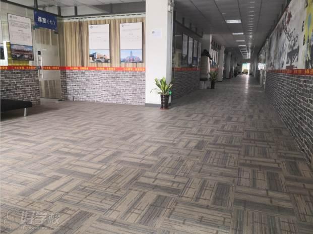 广州笃捷教育  内部环境