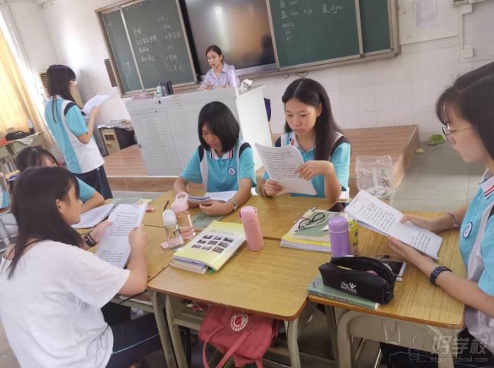 广州笃捷教育  学习现场