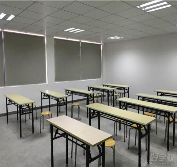 广州笃捷教育  教室环境