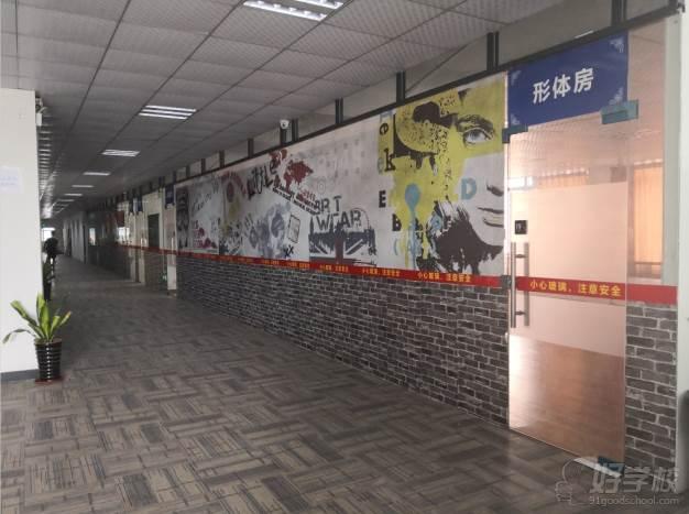 广州笃捷教育  教学环境