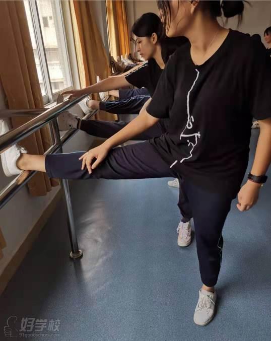 广州笃捷教育  训练风采