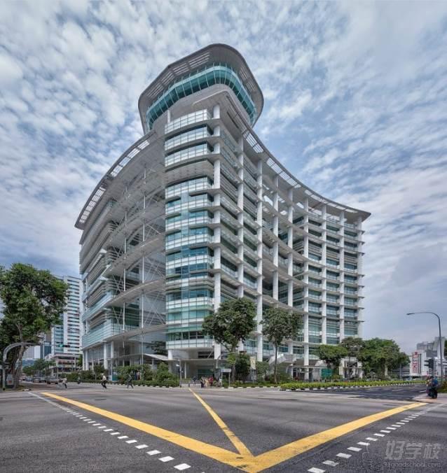 新加坡英仕学院  外景