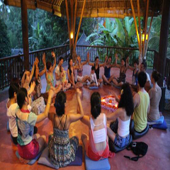 巴厘岛精神瑜伽培训课程