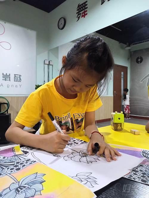 廣州揚岸舞蹈工作室 風采展示