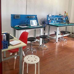 成都机器人操作初级课程培训班