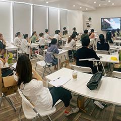上海日式美甲专业培训课程全科班