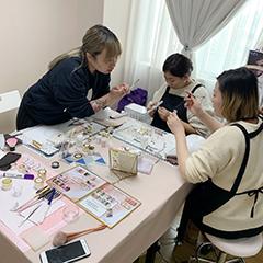 上海日式美甲创业精英班