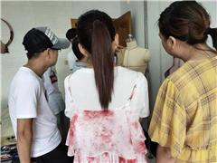 杭州高级立体裁剪专业培训班