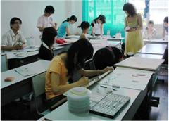 丽华服装电脑服装设计班