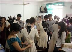 丽华服装设计班