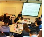 上海潤鵬文化培訓中心之學員風采