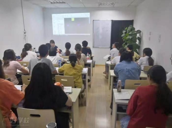 青岛智慧通造价培训学校  专业课堂