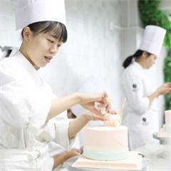 韩式豆沙裱花培训班
