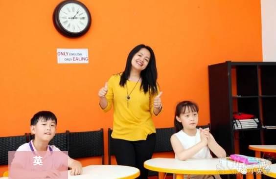 大连英领国际学校  英语教学