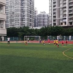 青少年专业足球体验课程