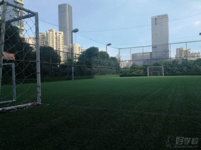 麦菲足球学院  深圳滨海校区