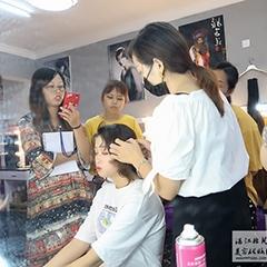 湛江高级化妆师专业培训全科班