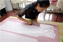 成都服裝裁剪縫紉培訓課程