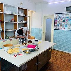 珠海粵之龍烘焙技術培訓中心拱北迎賓校區圖3