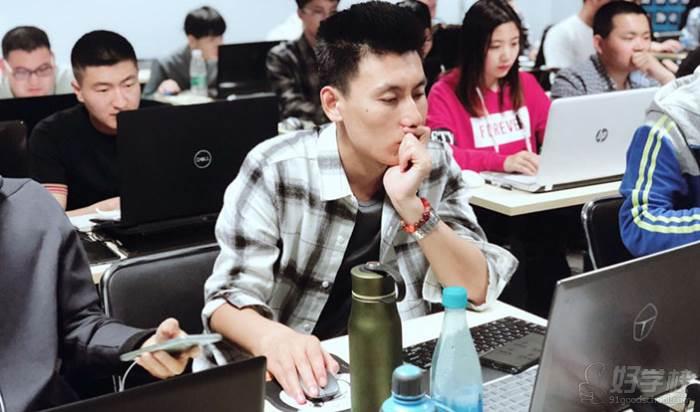 北京碼農星球學校   學員風采