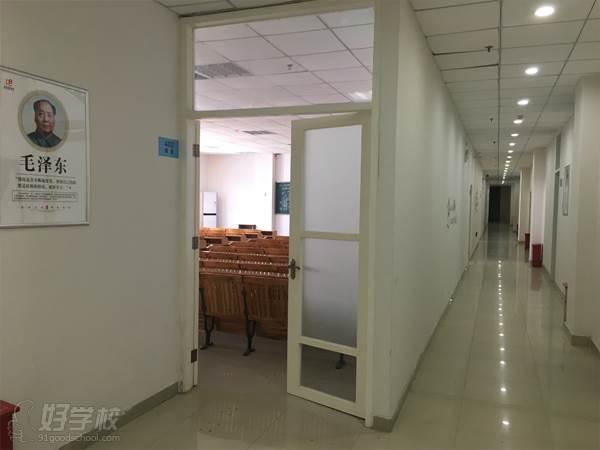 学校环境-走廊